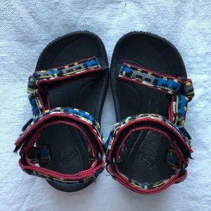 Teva Toddler Boys Train Sandals